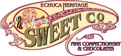 Echuca Heritage Sweets logo